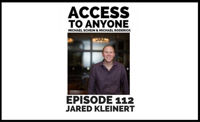 access-to-anyone-shownotes-jared-kleinert