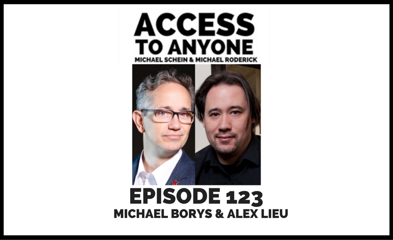 access-to-anyone-shownotes-michael-borys-alex-lieu