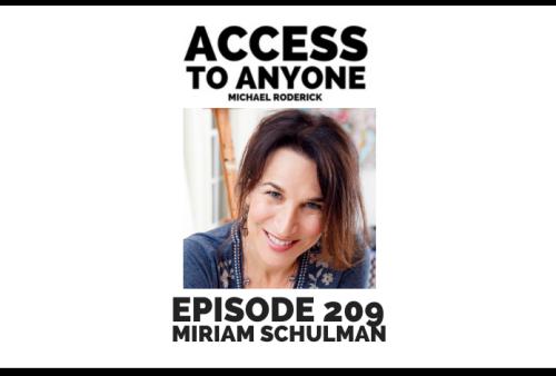 access-to-anyone-shownotes-Miriam-Schulman